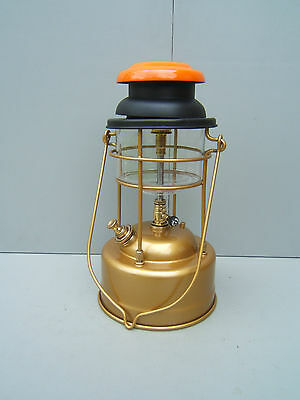 Tilley lamp Tilly  X246 orange top cover restored great condition TL25