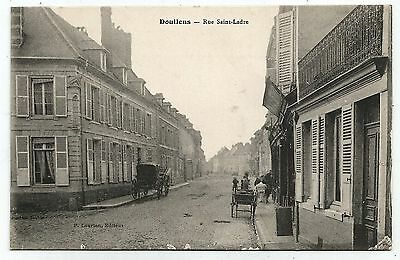 zx france postcard french carte postale francaise doullens