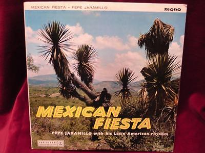 PEPE JARAMILLO - Mexican Fiesta - Parlophone PMC 1126 - 1960 - Excellent