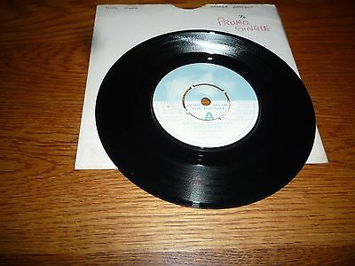 """George Harrison """"Beatles"""" Ding Dong Rare PROMO UK Press 7"""" Record."""
