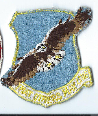 USAF Theatre Made Air Rescue  Squadron Patch
