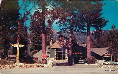 1958 Mountain Inn Idyllwild California Royal Pictures postcard 3016