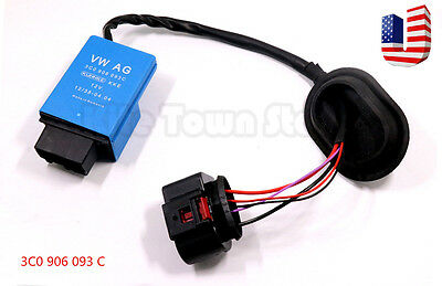 New Fuel Pump Delivery Control Module FOR AUDI S3 VW Golf 2.0 R Passat R36