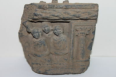 Ancient Buddhist Stone Buddha Freeze 200/400 Ad God