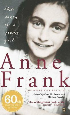 The Diary of a Young Girl: The Definitive Edition,Anne Frank