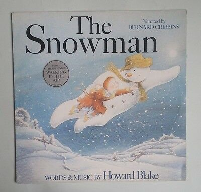 The Snowman / The Story Of The Snowman - Vinyl LP UK 1983
