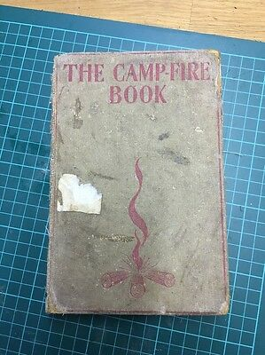 "Scouts ""The Campfire Book"" 1932 Cubs"