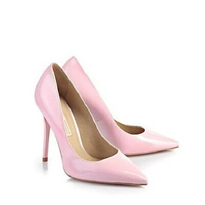 Buffalo Damen Highheel Pumps spitze Form  pastell-rosa Neu 11335X-269