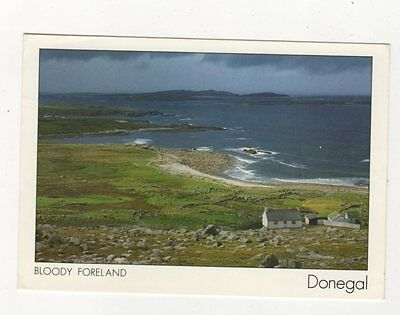 Bloody Foreland Donegal Ireland 1994 Postcard 879a