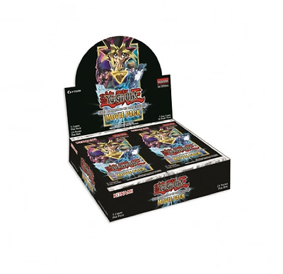Yugioh Karten Dark Side of Dimensions Movie Pack Display (24 Booster) DEUTSCH