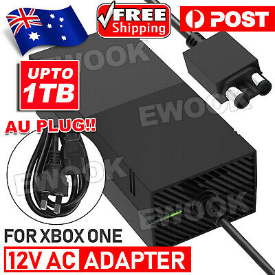 Hot AC Mains Power Supply Brick Adapter Charger Cord Cable for Xbox One Console