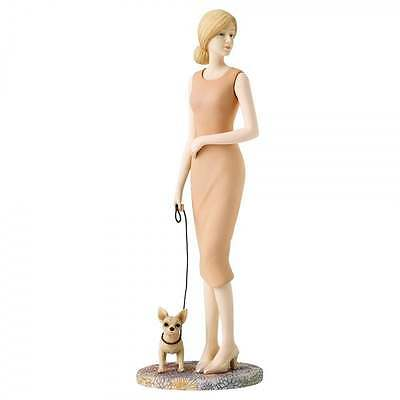Hallmark By Enesco Style & Gracie Today Is Special Figurine New Boxed A28222