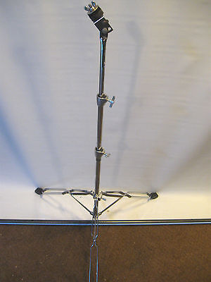 double braced CYMBAL STAND by Performance Percussion (includes cymbal clutch)