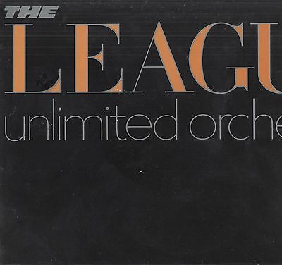 The League Unlimited Orchestra - 'Love And Dancing' UK Virgin LP. Ex!
