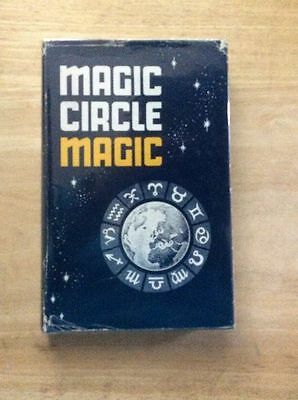 Magic Circle Magic -  Trinute To George And Lewis Davenport - Signed  -  Hb
