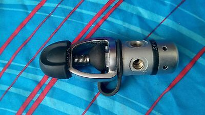 Oceanic SP5  A Clamp 1st Stage Regulator Scuba Diving a