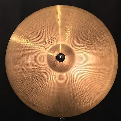 Paiste 20in Formula 602 Medium Ride – Pre-owned