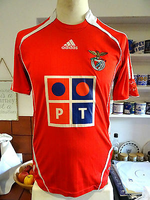 Benfica Home Shirt 2006/2007 Size Small