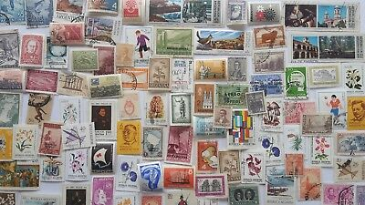 1000 Different Argentina Stamp Collection - LARGE & COMMEMORATIVES