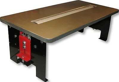 """Flatmaster Drum Sander 30"""" x 4"""", As seen at The Woodworking Shows"""