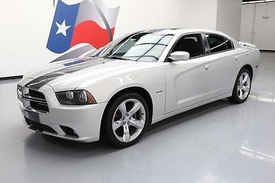 2012 Dodge Charger  2012 DODGE CHARGER R/T HEMI CLIMATE SEATS SUNROOF NAV  #239737 Texas Direct Auto