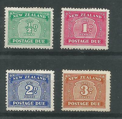 Arcade 99p A Nice New Zealand 1939 Mint Postage Due Group