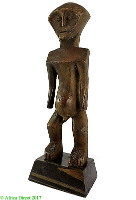 Lega Miniature Figure Congo African Art SALE WAS $95