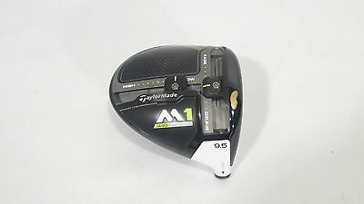 Tour Issue TaylorMade 2017 M1 440 9.5* Driver -HEAD ONLY- (+ Stamp/Hot Melt)