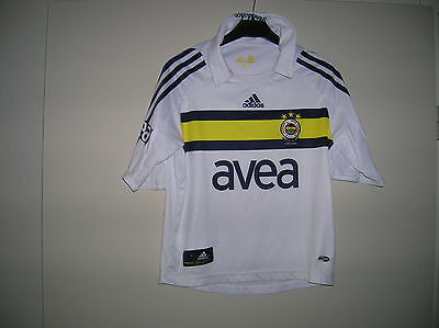 Maillot Football Adidas Fenerbahce / Turquie Taille 8 Ans
