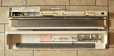 Studio Model 360 Knitting Machine Good Condition Low Price Incomplete Add'l Part