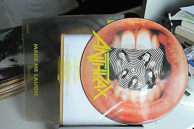 Anthrax - Make Me Laugh - Vinile Lp 33 Giri - 12""
