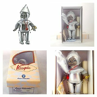 """NEW 8"""" Cameo Rosie O'Neill Collectibles KEWPIE Wizard of OZ TINMAN Doll 2002"""