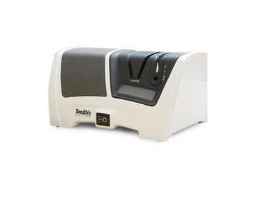 NEW Smith's 2-Stage Electric Knife Sharpener Model 50127