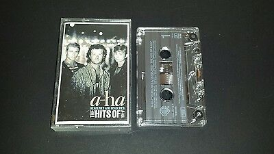 A-Ha Headlines And Deadlines The Hits Of A-Ha  Cassette Album