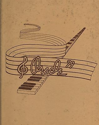 MALVERNE (Long Island, NY) High School Yearbook - ORACLE 1979