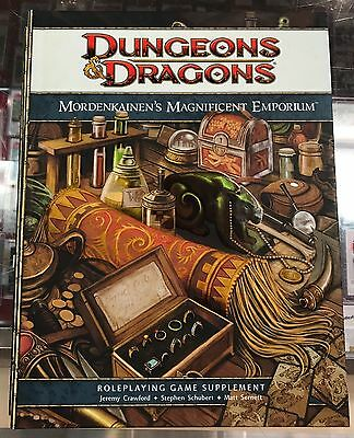 Mordenkainen's Magnificent Emporium - Dungeons & Dragons - 4th Edition