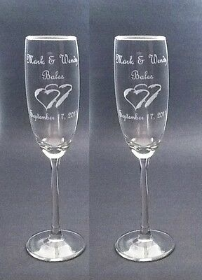 New Plaza  Elegant Long stem Toasting Glasses,Flutes