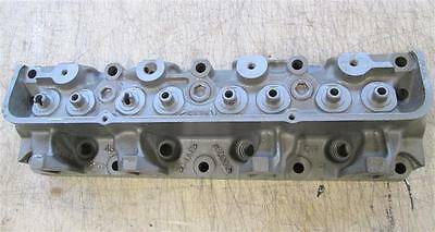 Ford FE Cylinder Head C4AE-6090-G Untouched Original No Porting 390 406 428 WOW
