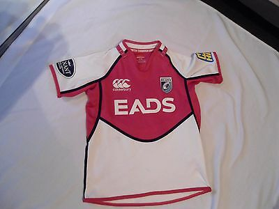 Cardiff Blues Wales Rugby Shirt Aged 10 Years