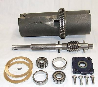 Ammco 9830 Quill Drive 9847C Worm Shaft Bearings 3010 Cap 3000 4000 Brake Lathe