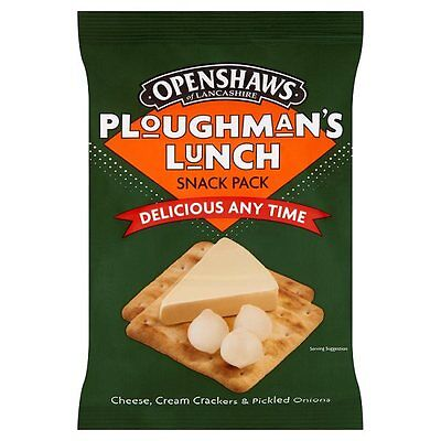 Openshaws Ploughman's Lunch Snack Pack 38g
