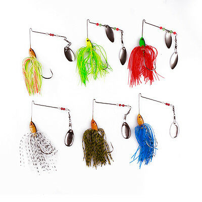 28mm 1.7g 6pc Fishing Lures Crankbaits Hooks Small Minnow Baits Tackle Lure Bass