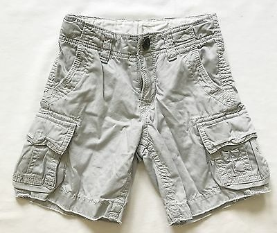 BABY GAP KHAKI Cargo Shorts Pant TODDLER Boy Size 2 years Adjustable Waist