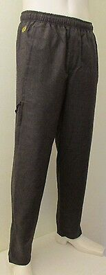 "BNWT's Fred Perry Men's Grey Golf / Active Trousers - Size W30"", L32"", W76, L81"