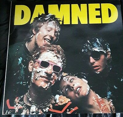 Damned damned damned/ music for pleasure LP