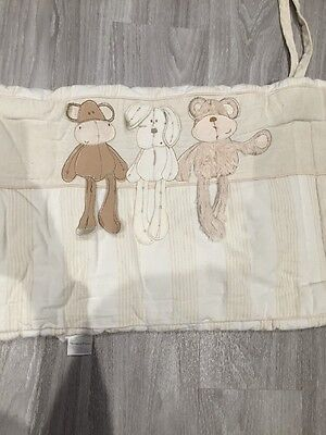 Mamas And Papas Once Upon A Time Cot Bumper