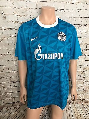 Zenit St.Petersburgh Football Shirt, Short Sleeved, XXL, 2011/12, Nike, BNWT