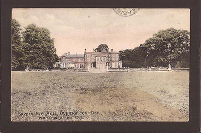 Country Houses. Bryn-Y-Pys Hall. Overton-on-Dee. 1911. Perfection Series.
