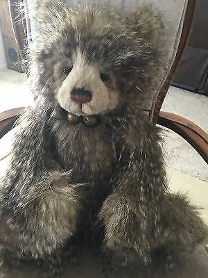 """Scooby * Charlie Bears 2015 Plush  * 23"""" New With Tags"""
