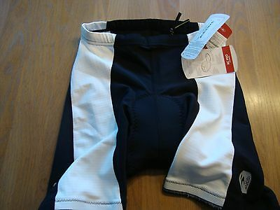 Evolution Sugoi New W Tags Padded Cycling Shorts Womens Medium Bike Bicycle
